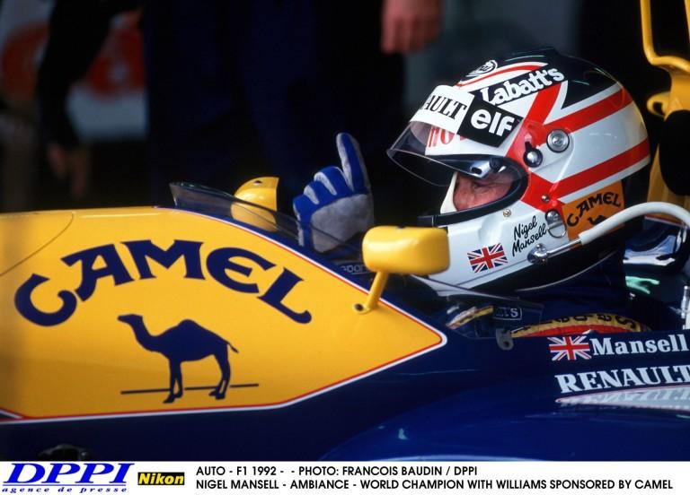 Napra pontosan 21 éve vonult vissza Nigel Mansell a Forma-1-ben