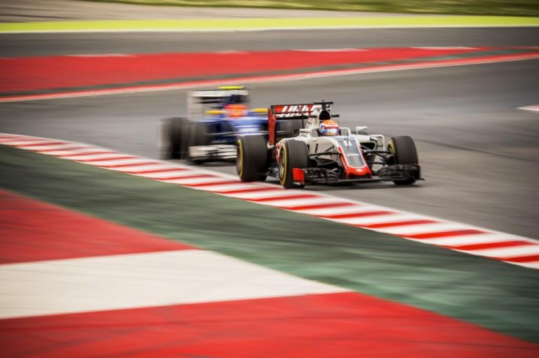 Grosjean rendkívül büszke a Haas-ra: vasárnap újabb pontszerzés?