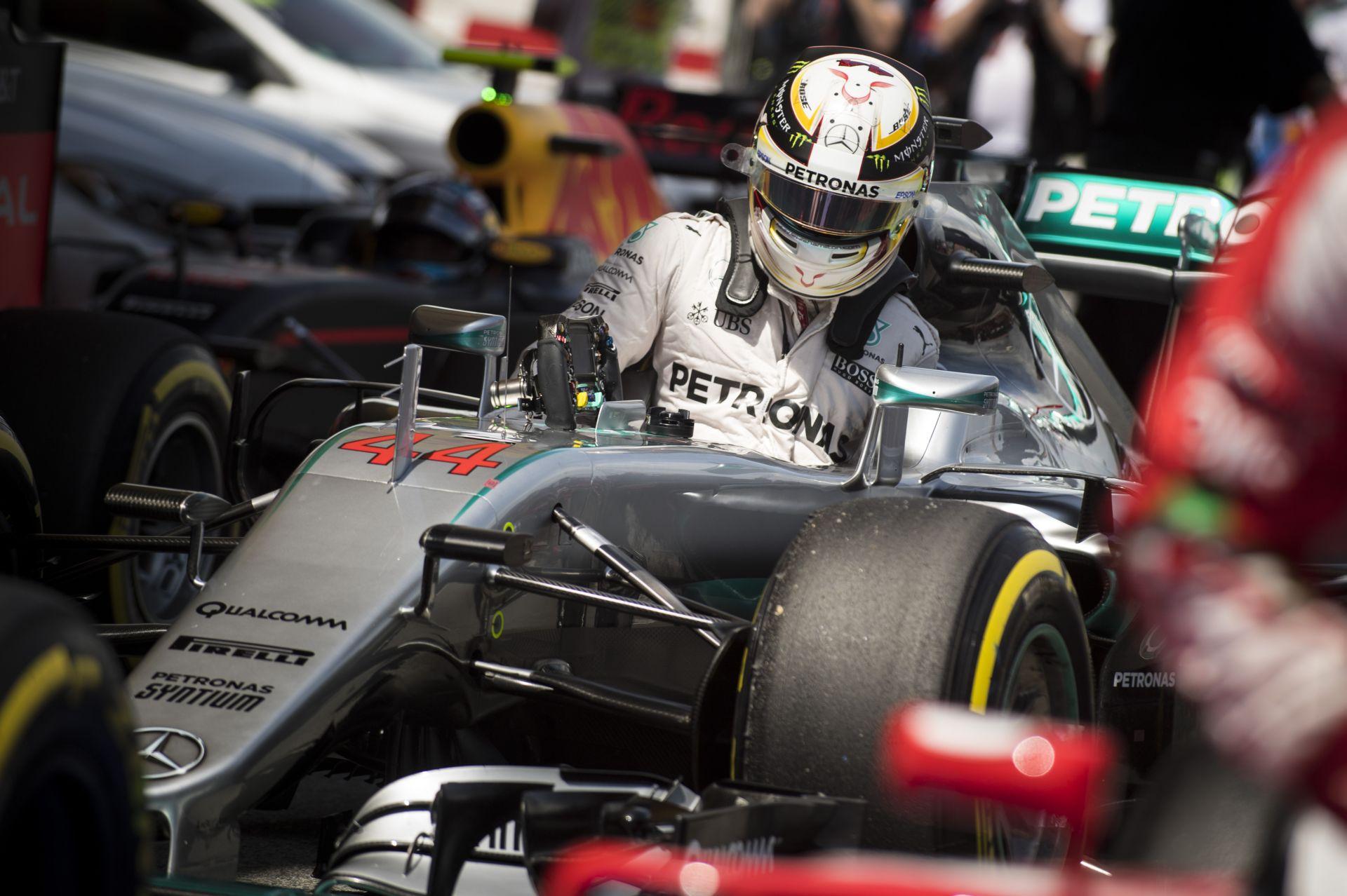 Spanyol Nagydíj 2016: a hivatalos F1-es rajtrács