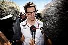 A Mercedes csapatfőnöke nagyon diplomatikus - még nincs hibás!