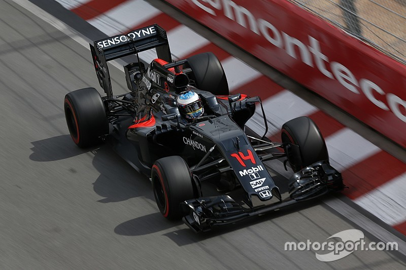 Les espoirs de McLaren boostés par un nouveau carburant à Montréal