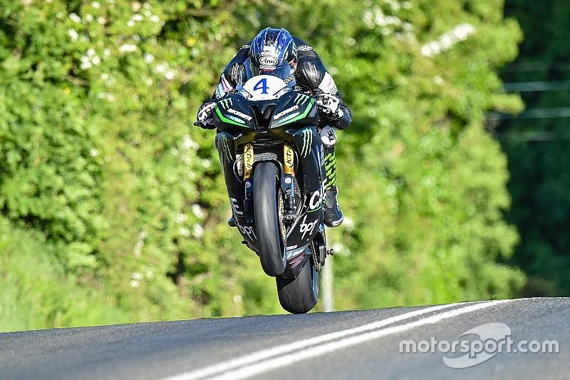 Supersport TT: Souveräner Sieg für Ian Hutchinson