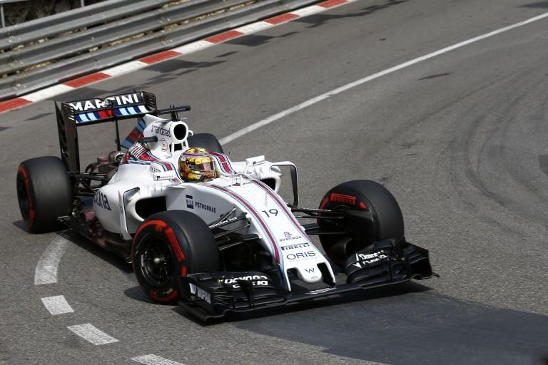 Massa ma félig tönkretette a Williams napját Monacóban