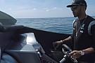 Ez nagyon fullos lett: Hamilton Miami Vice, addig Rosberg James Bond módra érkezett meg Monacóba