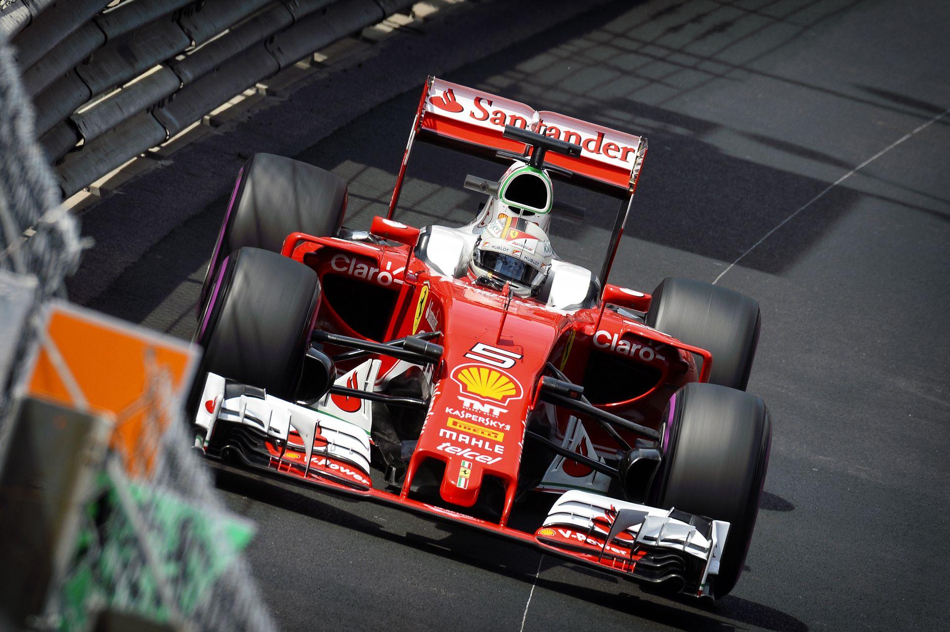 Vettel: A Ferrari gyors, szóval jobb munkát is végezhettünk volna! Kár érte...