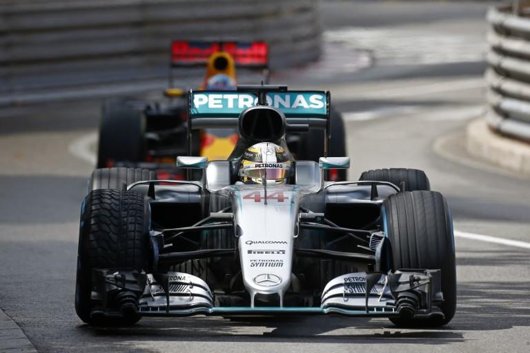 Hamilton a taktikának köszönheti monacói győzelmét - elismerte, ma nem Ő volt a leggyorsabb!