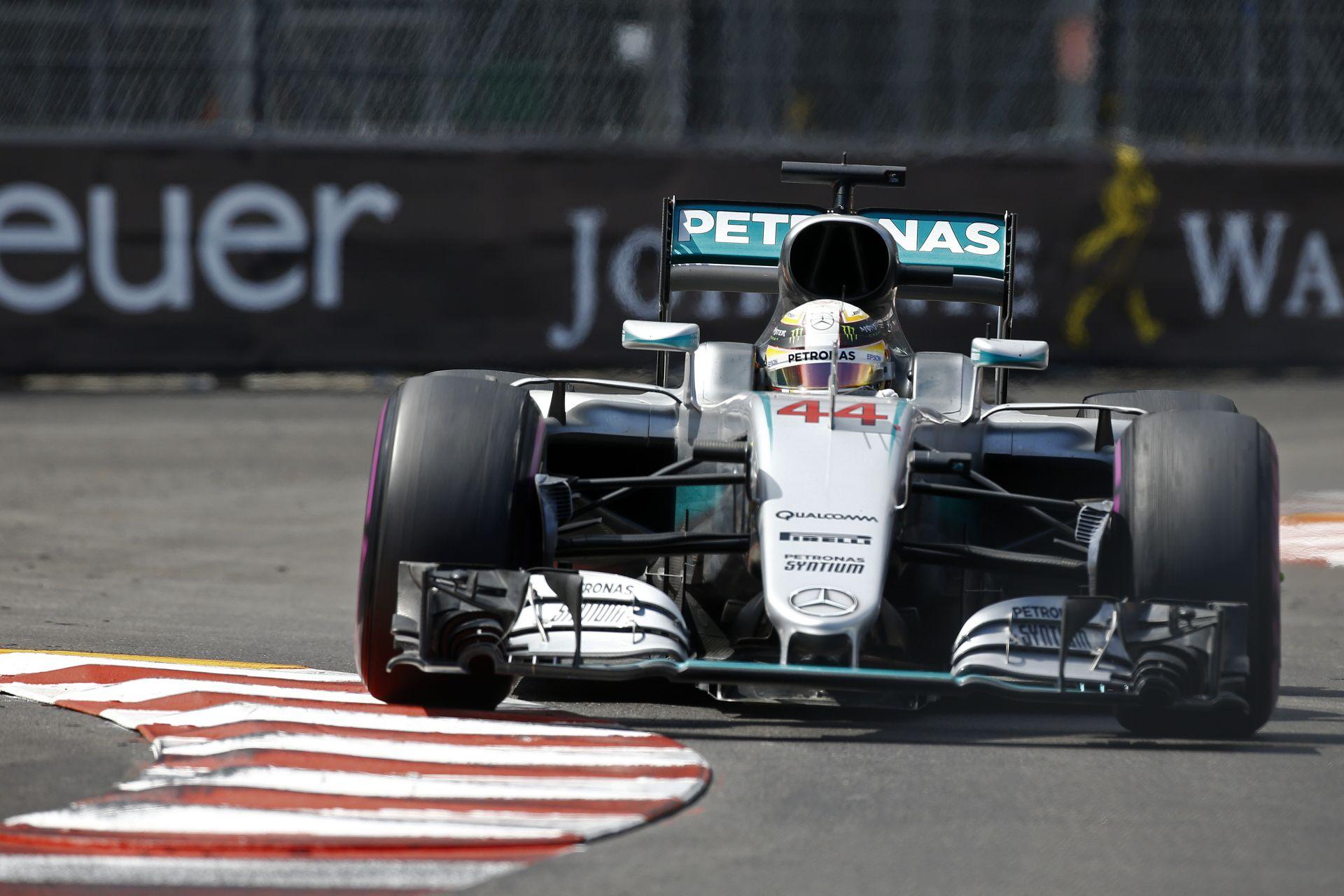 Hamilton eddig az összes F1-es szezonjában képes volt nyerni