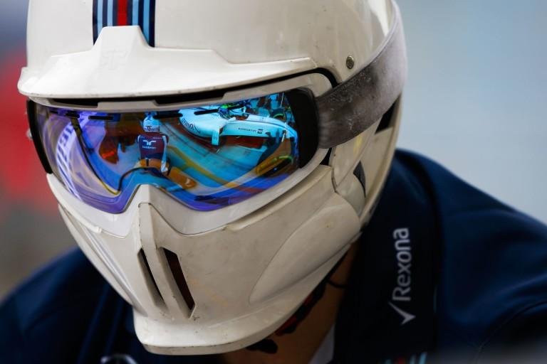 Jó hír: megérkezett a Williams új első szárnya