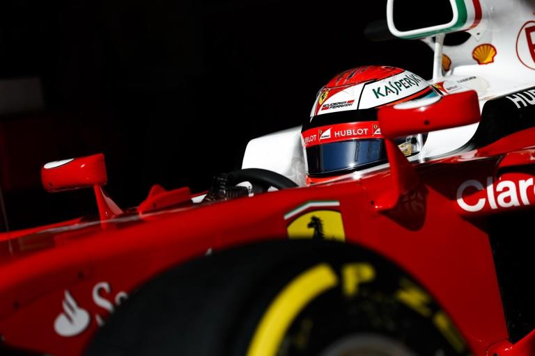 Raikkönen megint kikapott Vetteltől, de nem igazán érdekli a dolog