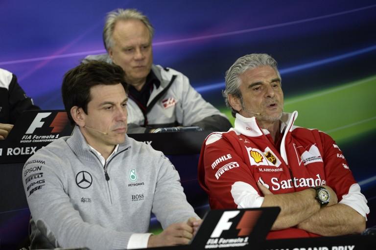 A Mercedes csapafőnöke osztja Rosberg véleményét: még nem láttuk, mire képes a Ferrari