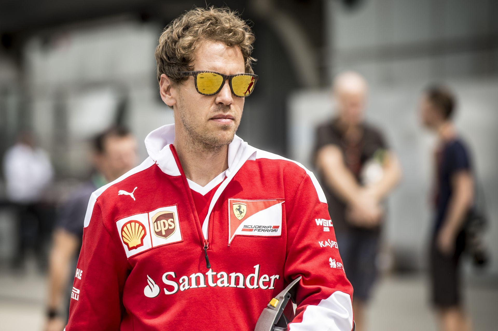 Vettel hisz abban, hogy idén bajnok lehet a Ferrarival