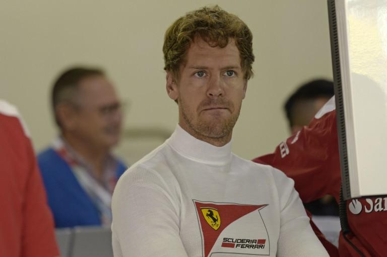 Vettel durván kérdőre vonta Kvyatot a Kínai Nagydíj után! A Ferrari felé persze nagyon sajnálja...