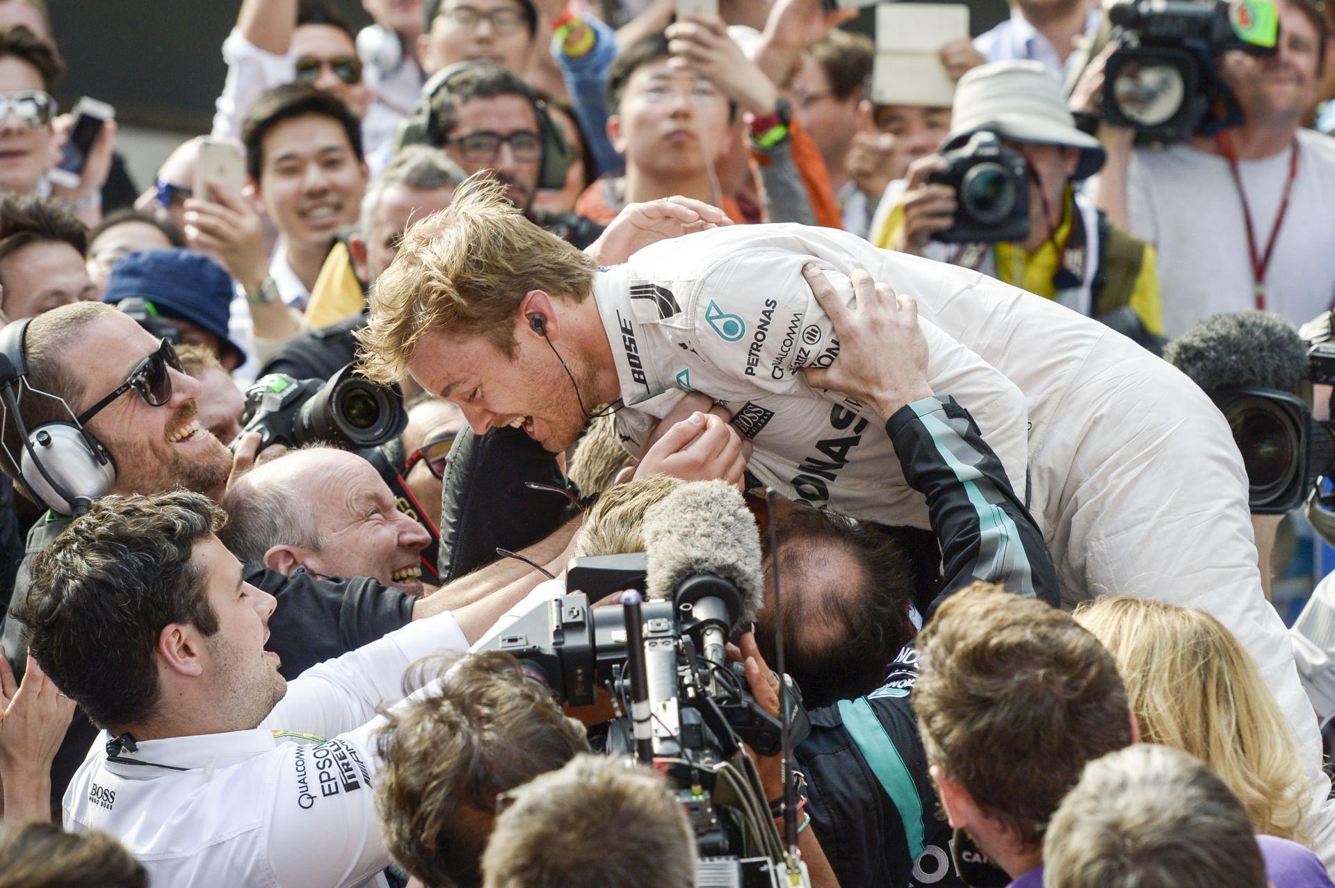 Nico Rosberg első bajnoki címével a történelem megismétli önmagát?!