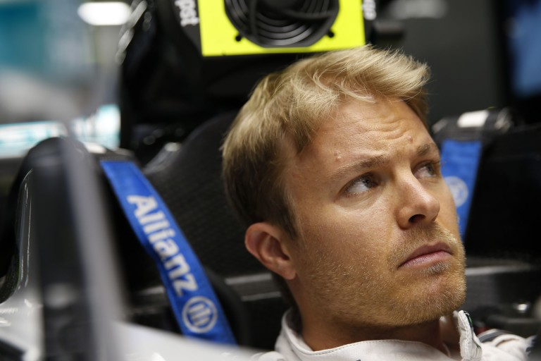 Rosberg nagyon okos: jövedelmező szerződést kötött a Facebookkal