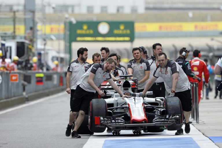 A Williams nagyon csodálja a Haast azért, amit az F1-ben művel