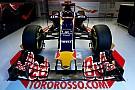 Őrült kakasülő és karcsú test: videón a Toro Rosso idei autója