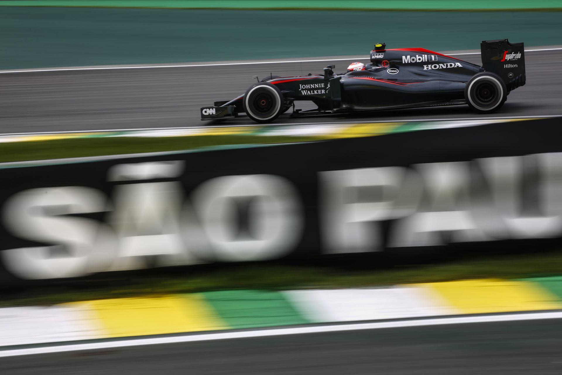 Érdekes részletet árult el a McLaren-Hondáról Button