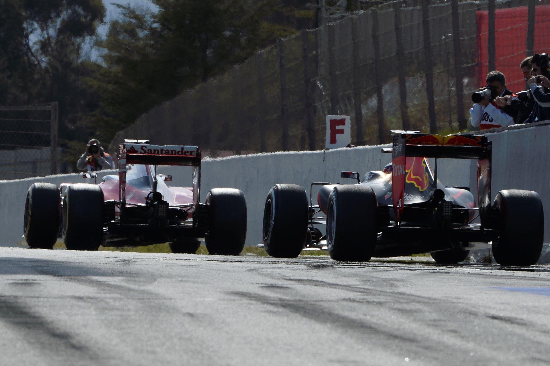 Ricciardo szerint szoros csata lesz az ötödik helyért