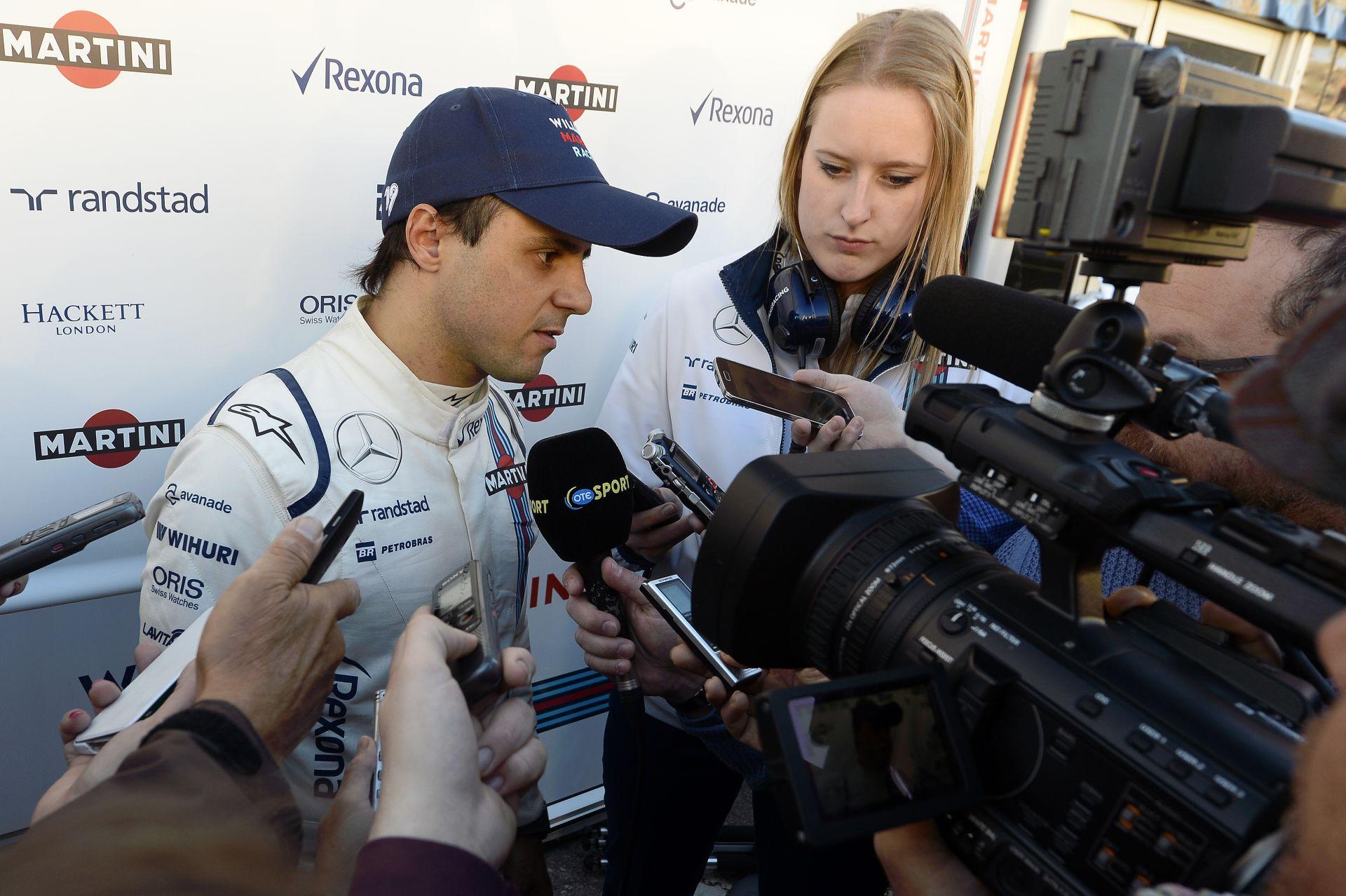 """Massa: """"Minden vágyam, hogy újra nyerjek"""""""