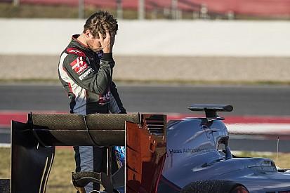 A Haas Racing érettséget vár Grosjeantól!