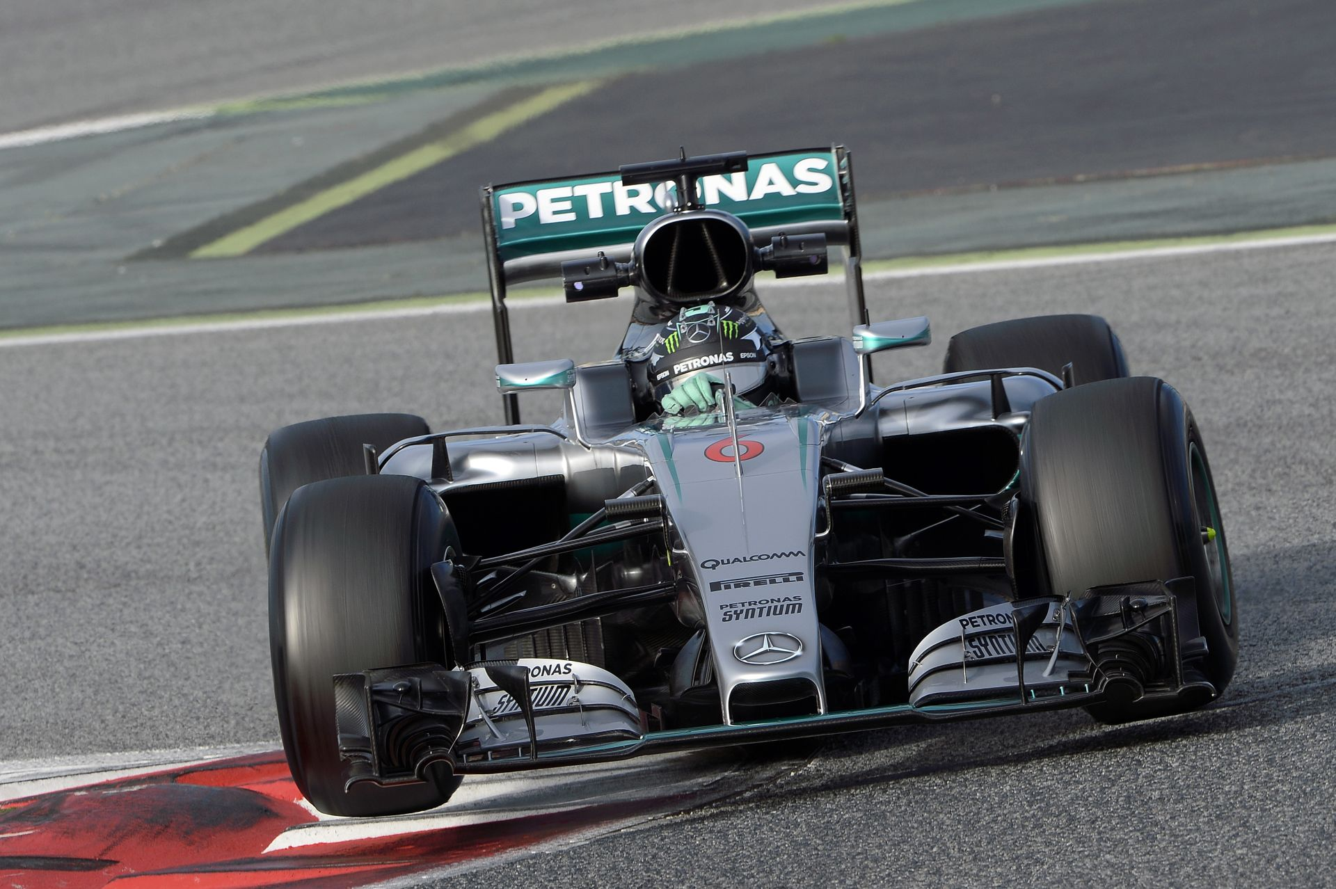 """Rosberg: """"A Ferrari komoly veszélyt jelent a Mercedesre"""""""