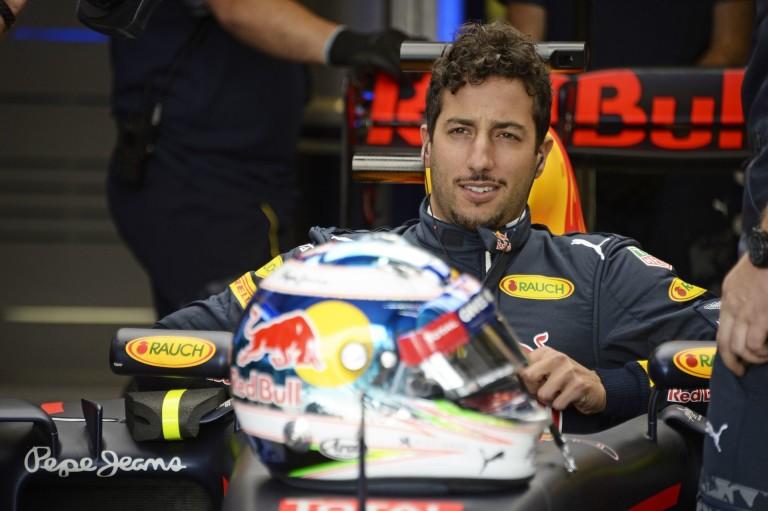 Red Bull: Ricciardo akár le is győzhet minket egy Ferrariban, ha nagyon akarja!