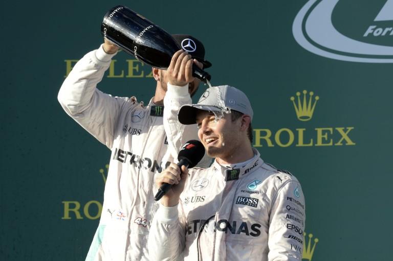Rosbergnek 60%-os esélye van a bajnoki címre az ausztrál győzelme után - a Haas Racing pedig 2009 óta a legjobb újonc csapat let