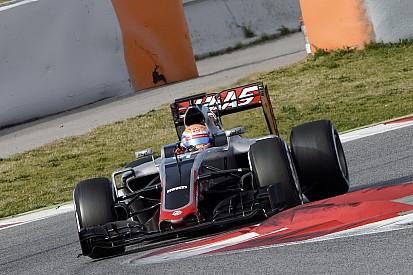 Haas: Amit vasárnap elértünk a Forma-1-ben, az a Nascarban öt évbe telt!