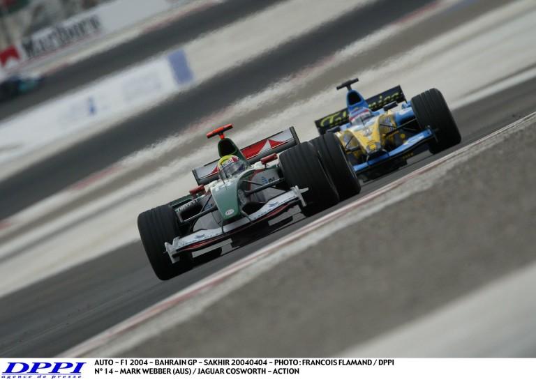 Forma-1 a javából: Alonso és Webber V10-es csatája Bahreinben
