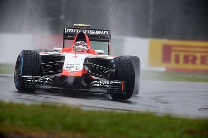 Chilton még mindig nem nézte vissza Bianchi balesetét