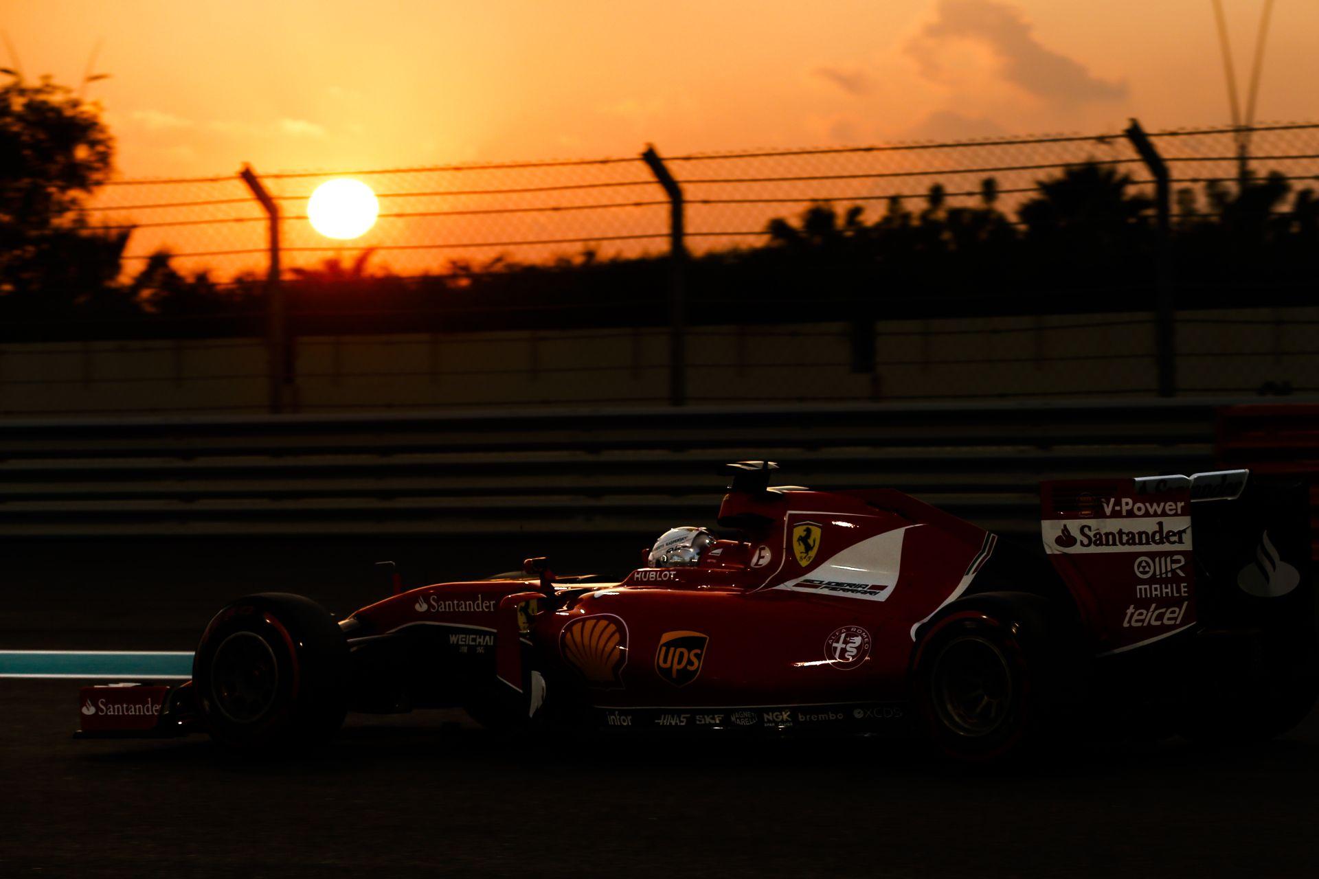 Bréking: pénteken érkezik a Ferrari idei versenygépe!