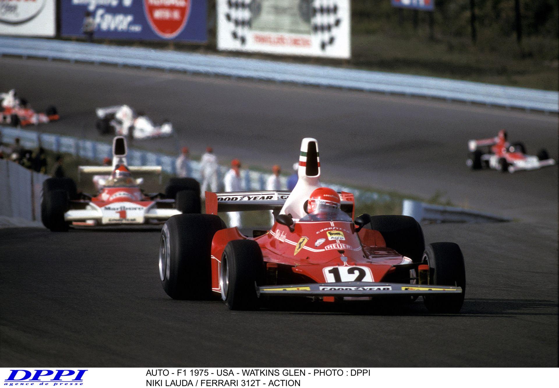 Így nézne ki a modern F1-es Ferrari, ha klónoznák Niki Lauda autójával