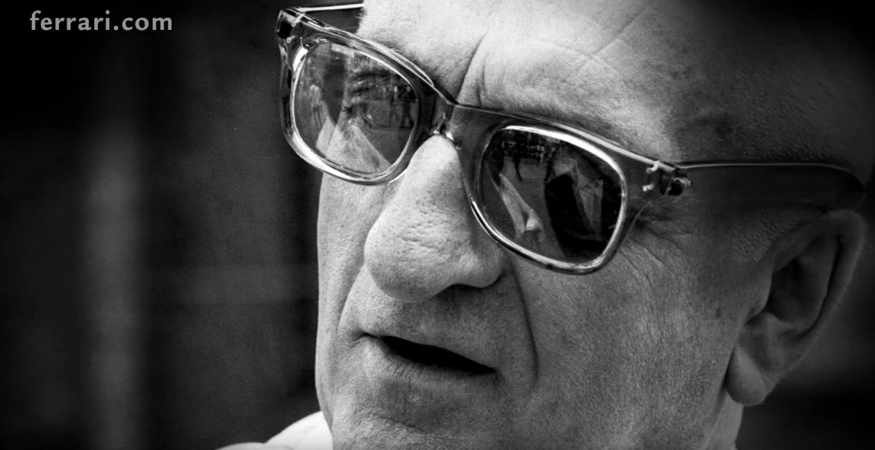 Enzo Ferrari szemében mindig is az emberek voltak a legfontosabbak - ez a siker titka!