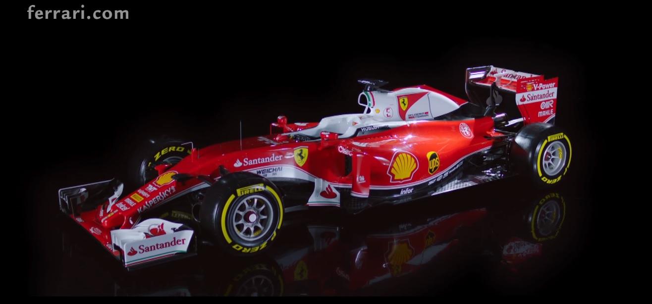 Hivatalos HD videó a Ferrari SF16-H F1-es versenygépről