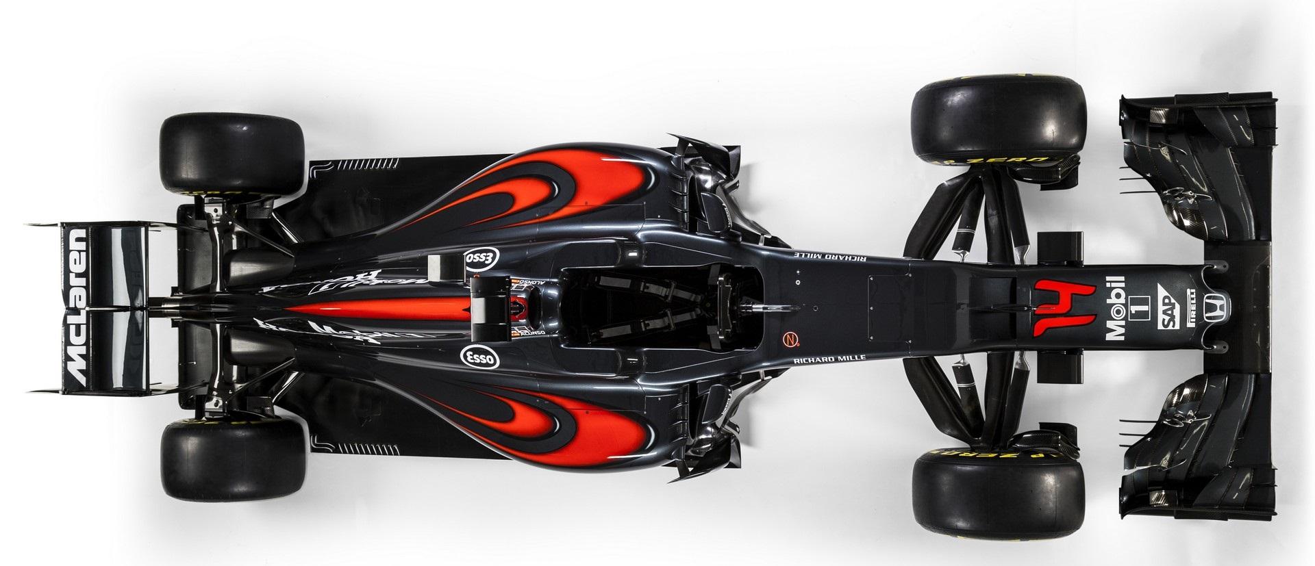 """Alonso: """"Gyönyörű lett az új McLaren-Honda"""""""