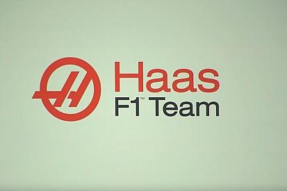 A Haas Racing tegnap már megtette első installációs körét a pályán!