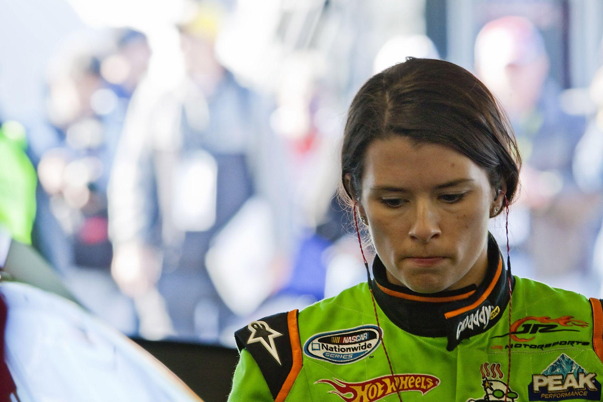 Danica Patrick szerint semmi sem lehetetlen, ha a Haas Racingről van szó!
