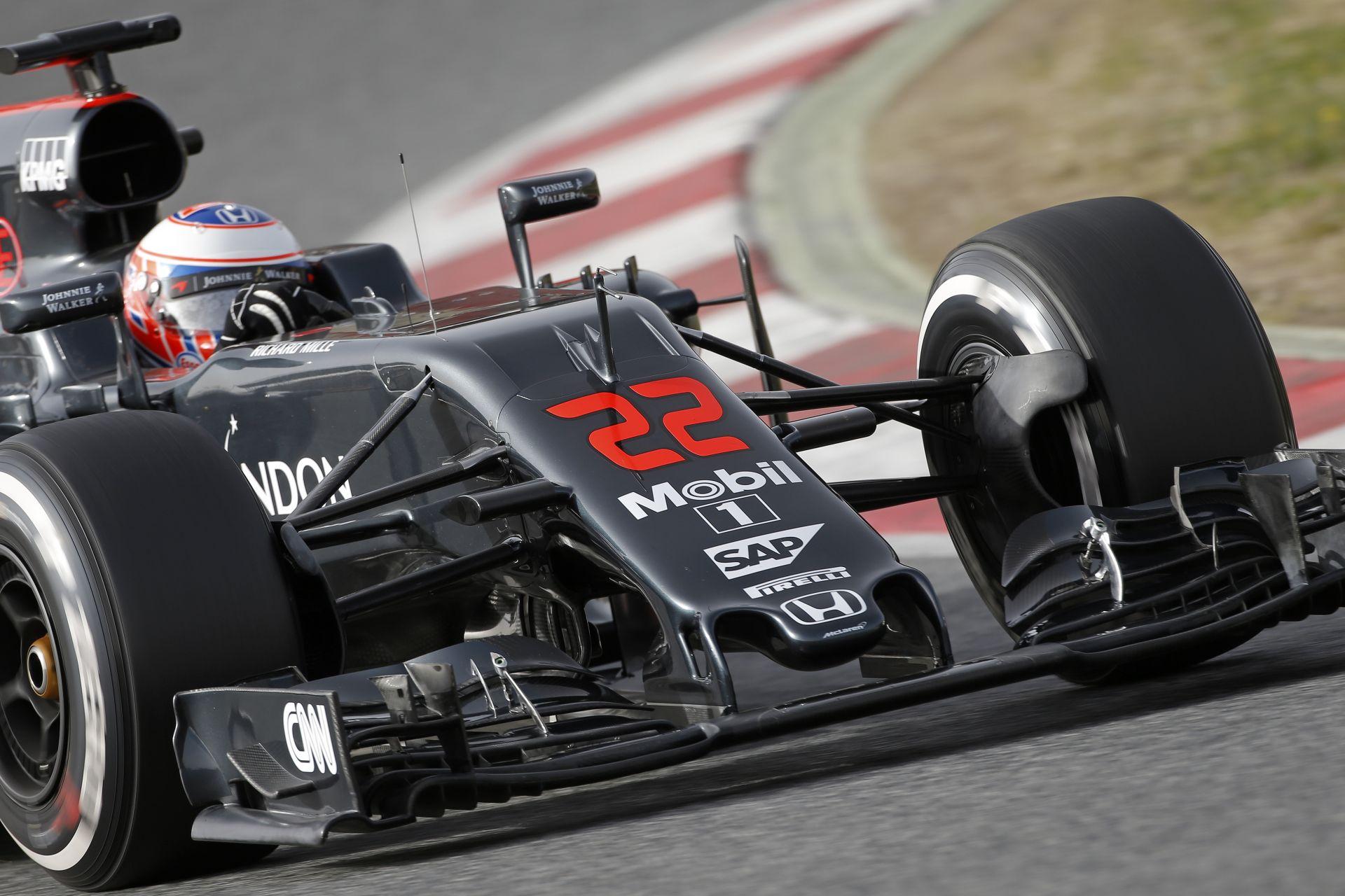 Sokkoló: a McLaren ma több kört tett meg, mint tavaly 4 nap alatt összesen