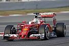 Duplázott a Ferrari Barcelonában: Vettel nagy fölénnyel nyerte meg a második napot, brutálisan megbízható lett a McLaren