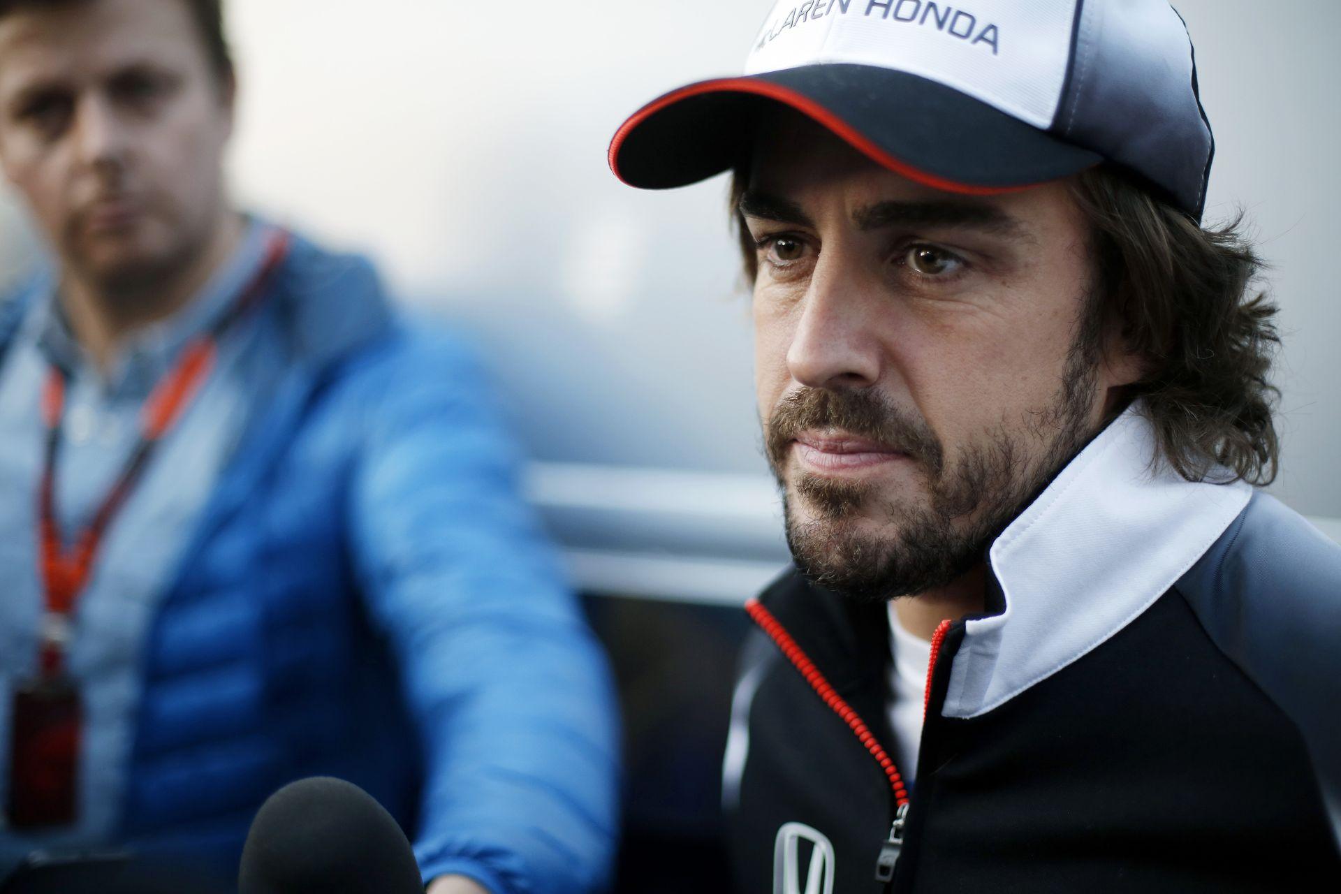 Alonso: A Mercedest csakis a McLaren-Honda győzheti le!