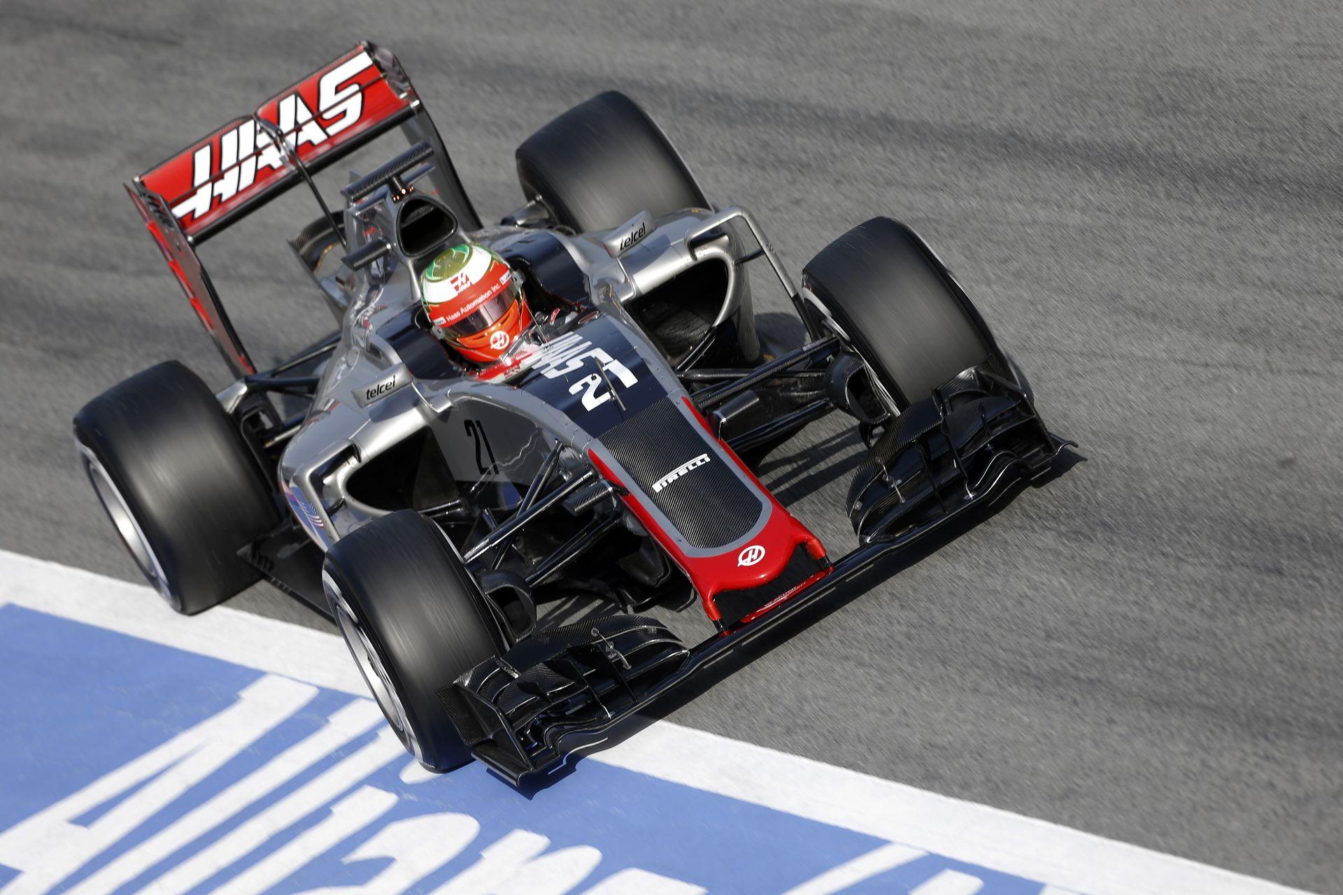 A Haas gyorsan fejlődhet és lehet komoly veszély a középmezőny számára