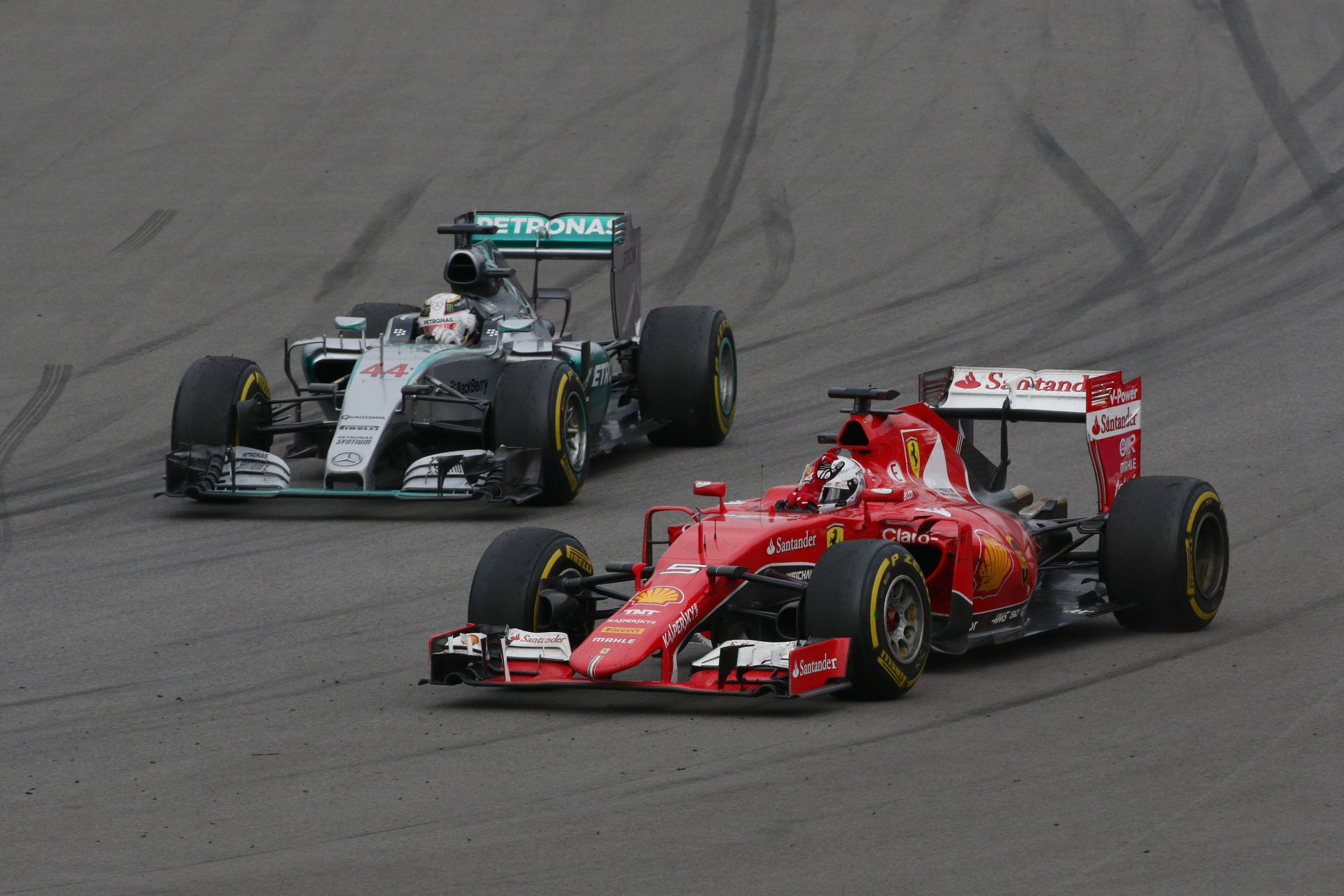 """Mercedes: """"Ennél már csak rosszabbak leszünk a Forma-1-ben és nagyon jön a Ferrari"""""""