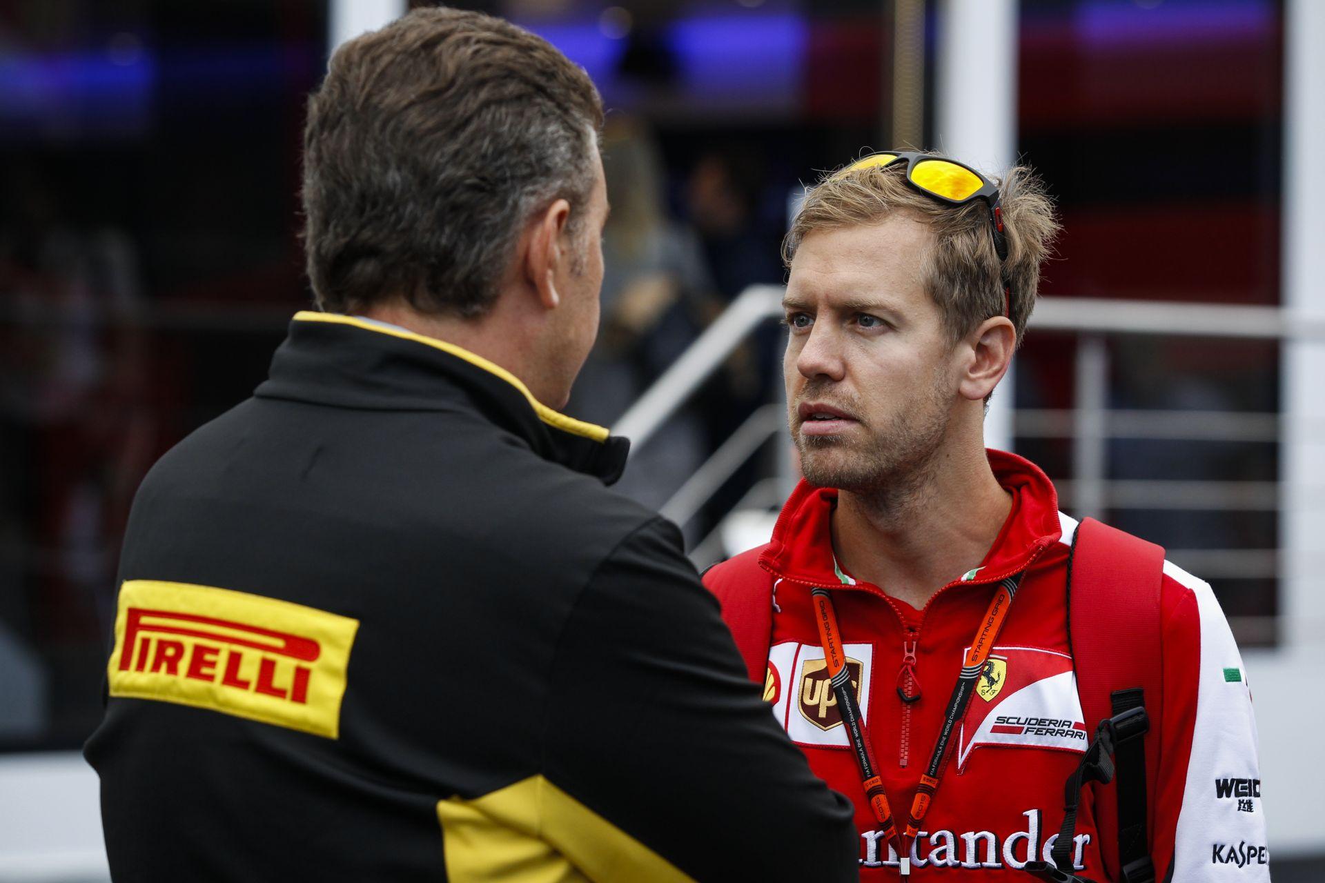 A Pirelli célba ért - most már sokkal jobb az információáramlás a Forma-1-ben!