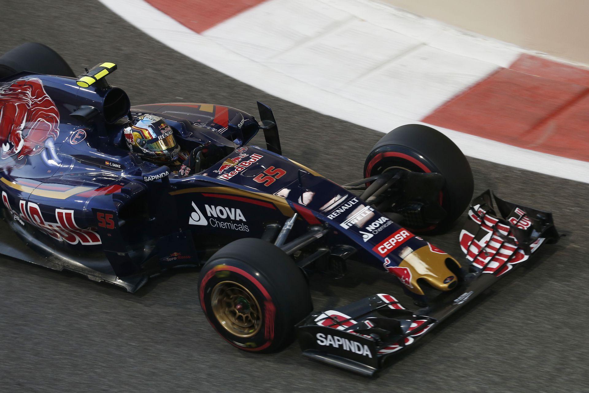 A Toro Rosso a Ferrari motor miatt hosszabb tengelytávolságot tervez a 2016-os autójára!