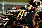 Maldonado: 2016-ban könnyű lesz a váltás a Renault motorra!
