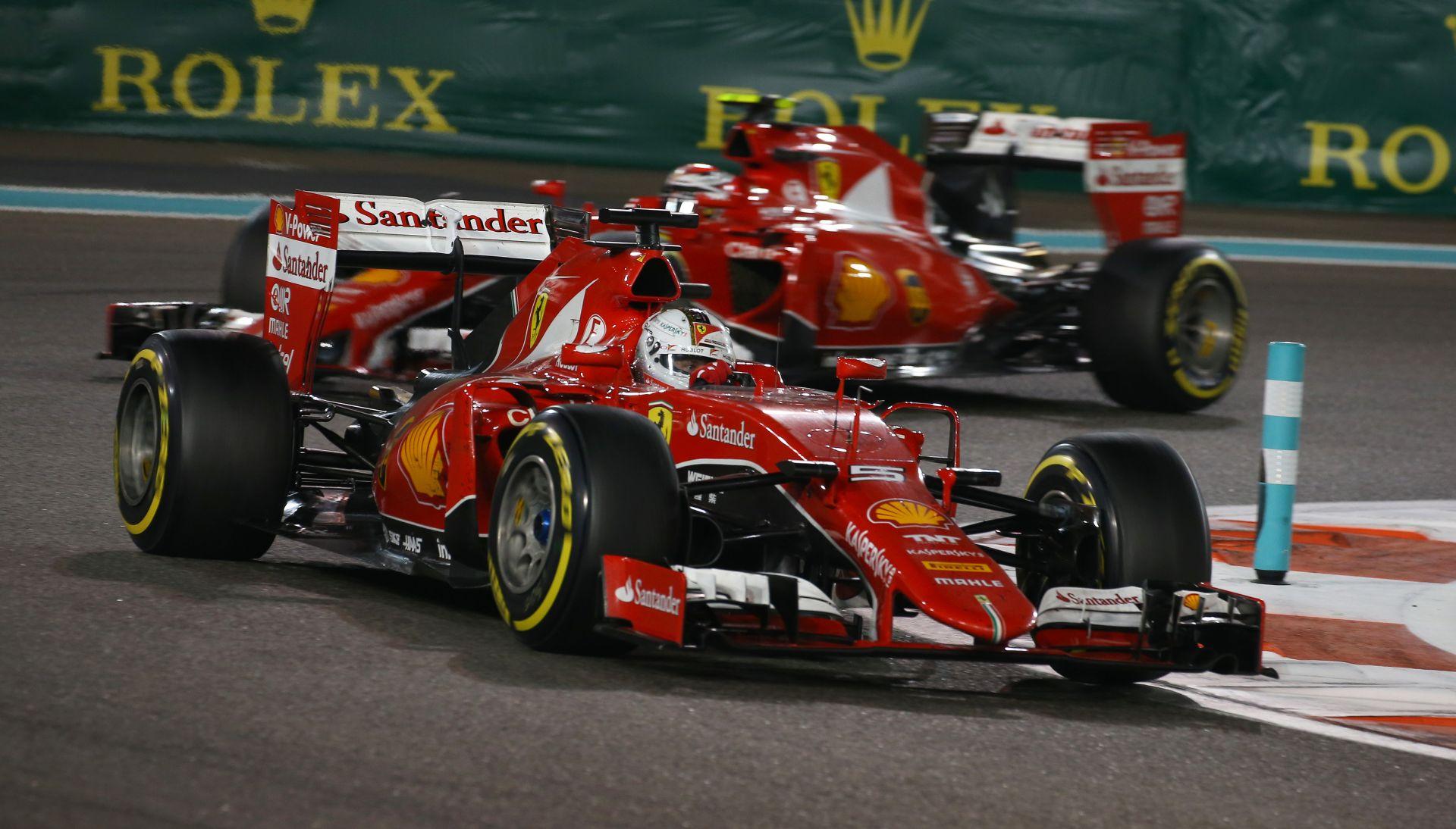 Szavazás: szerinted Raikkönen le fogja győzni idén Vettelt a Ferrarinál?