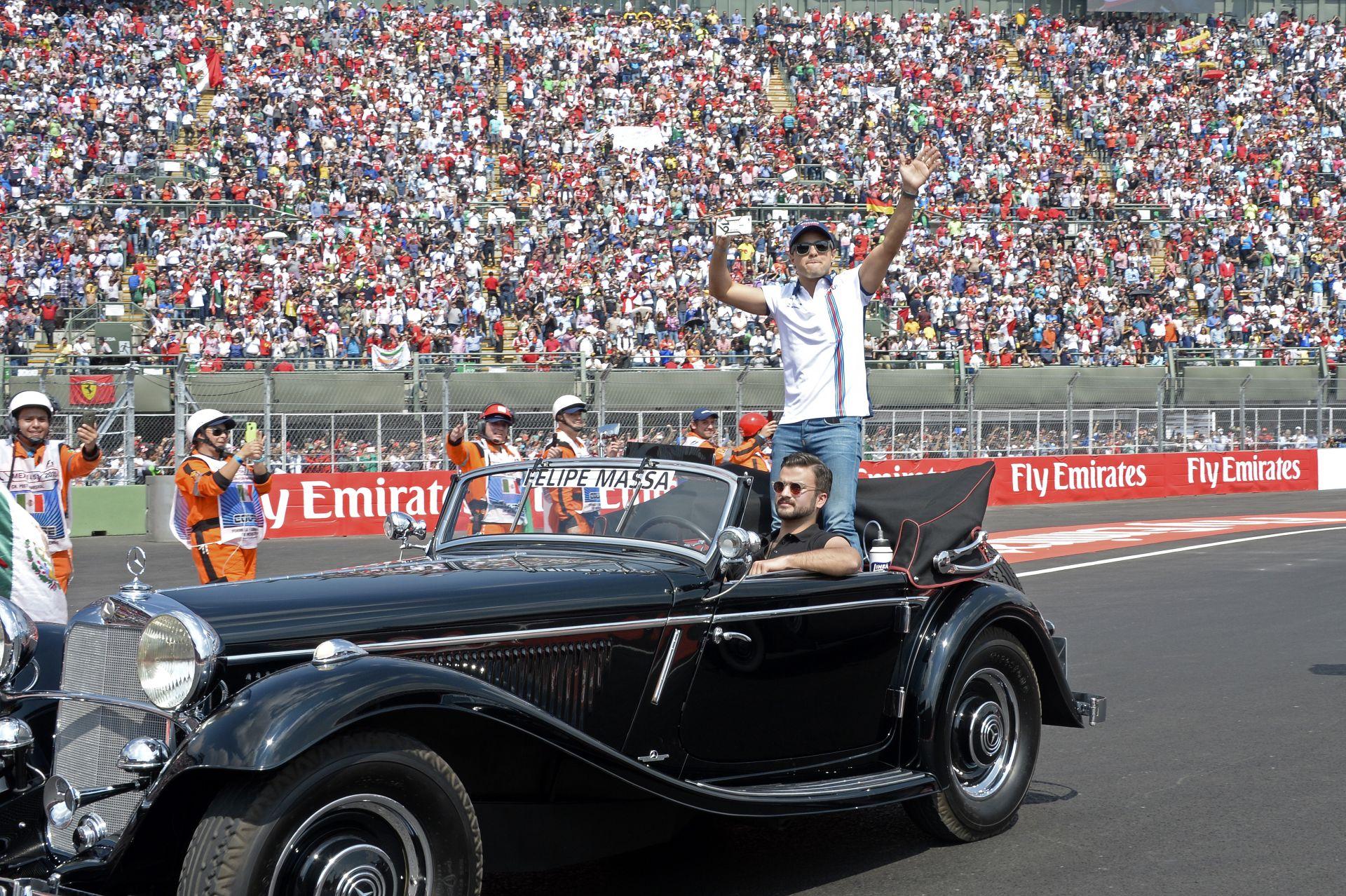 Massa továbbra is ugyanazt mondja: szinte csoda kell a Mercedes és a Ferrari ellen