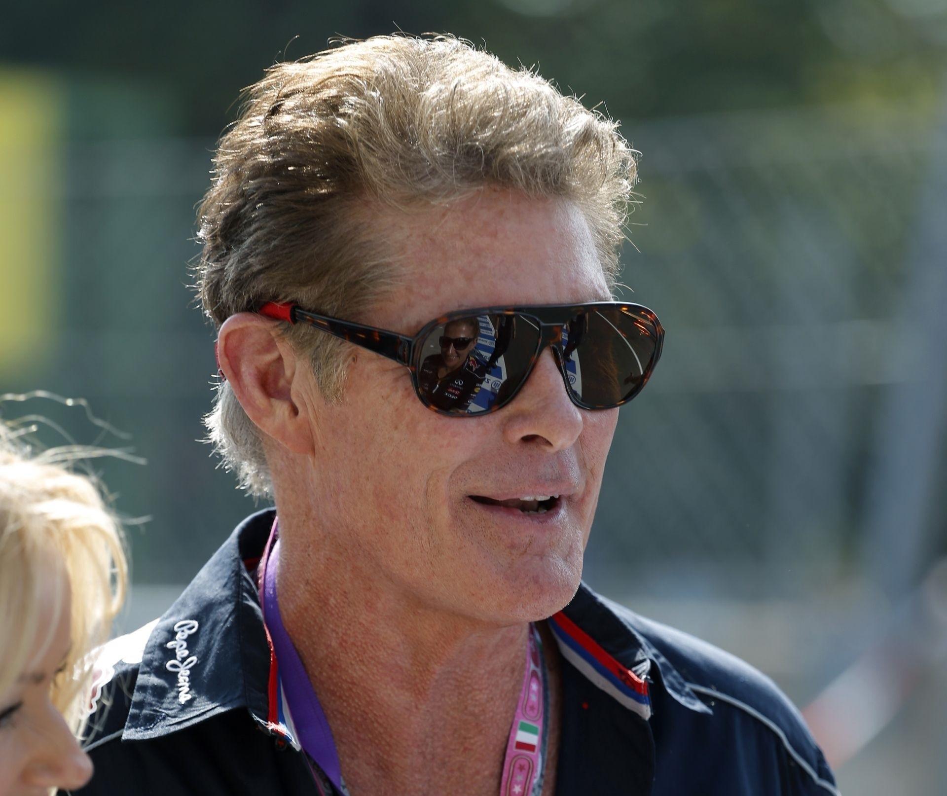 David Hasselhoffot a Haas F1 Team élére: lesz itt Amerika, meg minden, ami show!