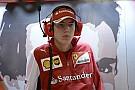 Nem volt szimpatikus a Ferrari csapatfőnökének, aki végül kirúgta őt