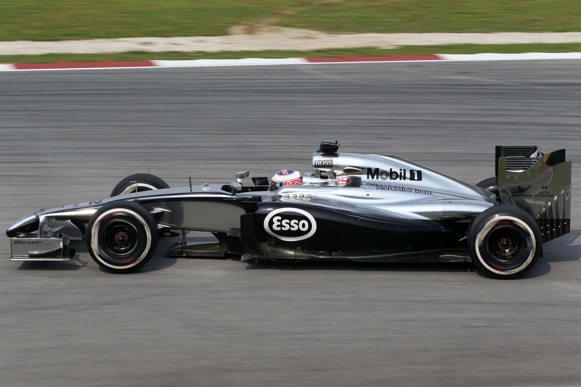 Óriási kamu, vagy hatalmas durranás lesz az idei McLaren-Honda a Forma-1-ben?